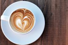Latte photo, Dubova, Shutterstock.com