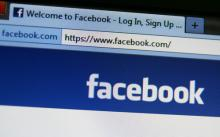 Facebook screenshot, Annette Shaff / Shutterstock.com