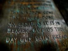 Lord's Prayer, Lane V. Erickson / Shutterstock.com