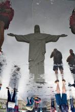 Christ the Reflector. Image courtesy Steven Gill/shutterstock.com