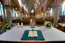 Church interior, Robert Hoetink, Shutterstock.com