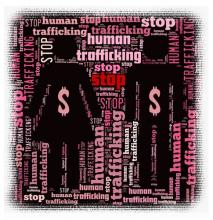 Photo: Anti-trafficking concept,  mypokcik / Shutterstock.com