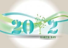 Earth Day logo, justaa / Shutterstock.com