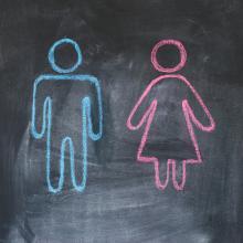 Male & female figures, StockThings/Shutterstock.com