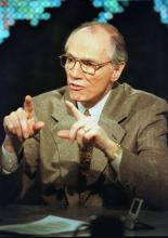 Bob Jones University President Bob Jones III on CNN's Larry King Live in 2000. I