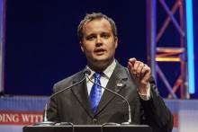 Josh Duggar, formerly executive director of the Family Research Council Action.