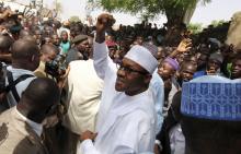 Photo via REUTERS / Afolabi Sotunde / RNS
