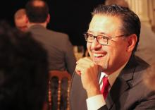 Noel Castellanos, CEO of the Christian Community Development Association. Image