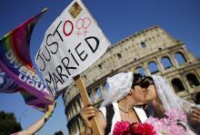 Photo via REUTERS / Max Rossi / RNS