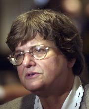 Sr. Helen Prejean. Photo via REUTERS / Judy Fidkowski / RNS