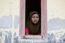 Photo via REUTERS / Beawiharta / RNS