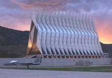 Photo courtesy of U.S. Air Force Academy