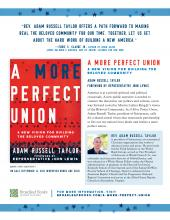 A More Perfect Union - Book by Adam Russell Taylor ...