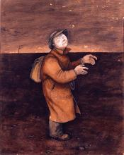 """Where am I? Who am I? Why am I?"" / William Kurelek"