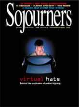 Sojourners Magazine September-October 2000