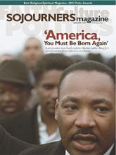 Sojourners Magazine January 2004