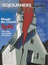 Sojourners Magazine February 2004