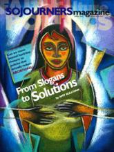 Sojourners Magazine April 2006