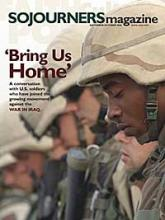 Sojourners Magazine September/October 2006