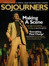 Sojourners Magazine November 2007
