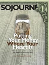 Sojourners Magazine May 2008