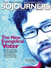 Sojourners Magazine November 2008