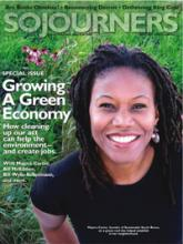 Sojourners Magazine May 2009
