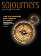 Sojourners Magazine February 2010
