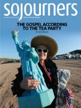 Sojourners Magazine November 2010