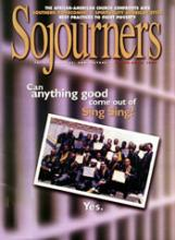 Sojourners Magazine March-April 1999