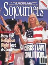 Sojourners Magazine November-December 1999