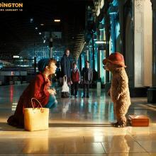 'Paddington' film still. Via Paddington Movie on Facebook