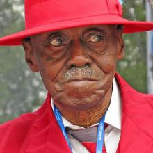 Pinetop Perkins via Wylio: http://bit.ly/tCKyOF