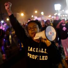 Joshua Lott/Getty Images