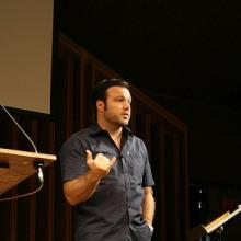 Mark Driscoll, Photo by James Gordon, Flickr.