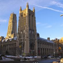 Union Theological Seminary, by David Merrett / Flickr.com