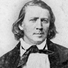 Brigham Young, Mormon leader and Western pioneer. Via Wiki Commons.