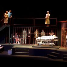 Dead Man Walking play performed in 2002, Photo by creighton_ccas / Flickr.com