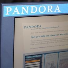 Pandora booth, by Niallkennedy / Flickr.com