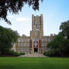 Fordham University. Image via Wiki Commons/ http://bit.ly/JlQ9Nt