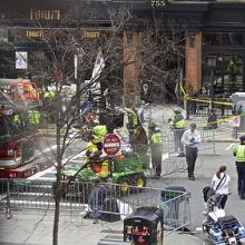 Boston bombing, Rebecca_Hildreth / Flickr.com
