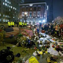 Boston bombing aftermath, Vjeran Pavic / Flickr.com