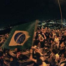 Brazilian riots, photo by Francisco Neto / Flickr.com