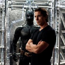 "Christian Bale as Batman in ""The Dark Knight Rises."" Photo via Warner Bros. Ente"