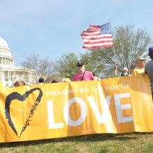 Photo by Catherine Woodiwiss / Sojourners