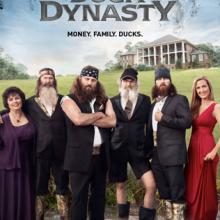 TV poster for 'Duck Dynasty,' at the center of controversy.