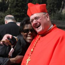 Cardinal Timothy Dolan of New York. Photo by Getty Images.