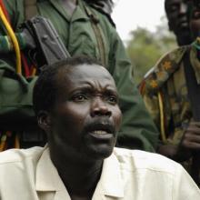 Joseph Kony. Photo by Adam Pletts/Getty Images.