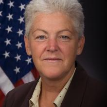 Gina McCarthy, Public Domain, U.S. Government via Wikimedia Commons