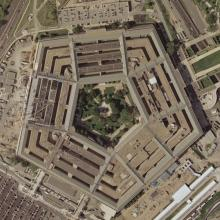 The Pentagon via Wiki Commons http://commons.wikimedia.org/wiki/File:Pentagon_sa